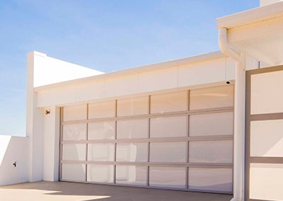 Acrylic Garage Doors