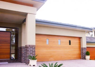 Timber Garage Doors